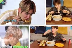 Nam idol cuồng ăn nhất Kpop: Nghe fan rủ đi nhà hàng là mắt sáng rực, còn 'gắt lên' vì hỏi mãi không ai trả lời địa chỉ!