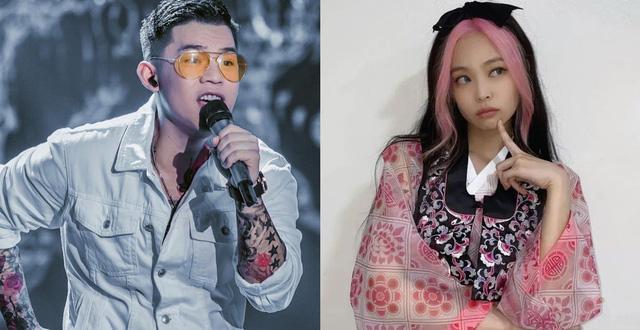 Hot Tiktoker Long Chun gây sốt với màn hóa trang Jennie BLACKPINK phiên bản nặng ký-8