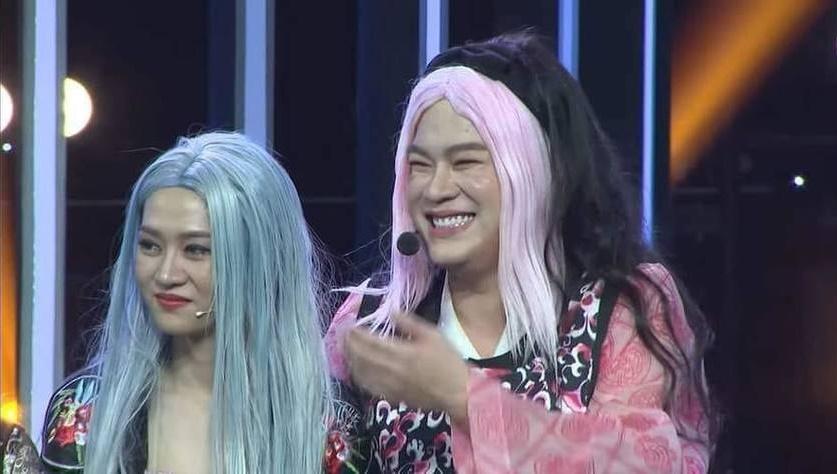 Hot Tiktoker Long Chun gây sốt với màn hóa trang Jennie BLACKPINK phiên bản nặng ký-7