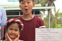 Nhóc lớp 2 viết nhật ký về gia đình, anh trai đọc xong 'ngượng chín mặt'