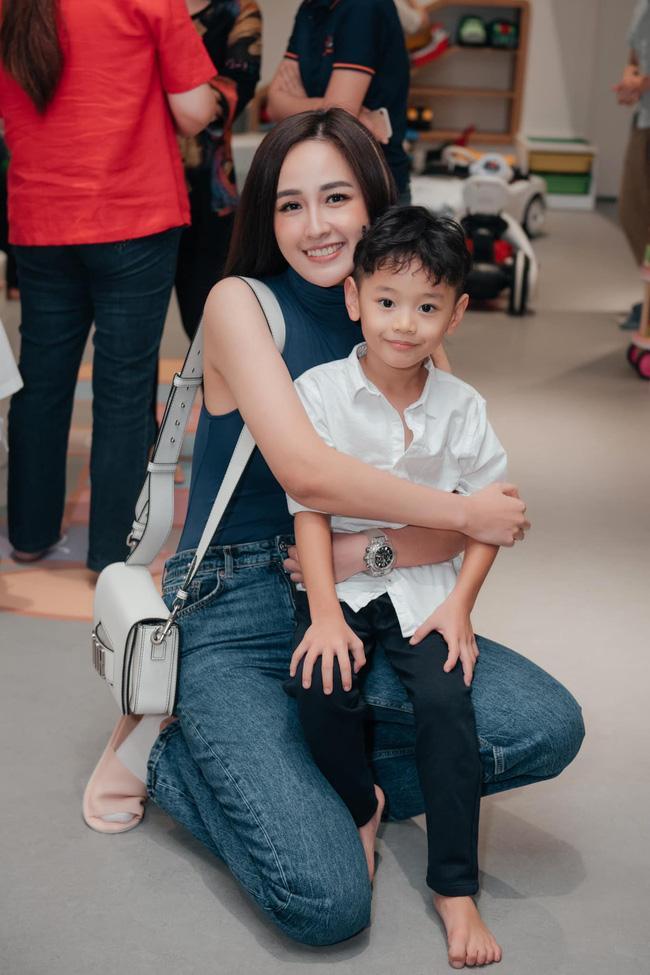 Dự sinh nhật con trai bạn thân, Tăng Thanh Hà và Mai Phương Thúy chiếm spotlight-2