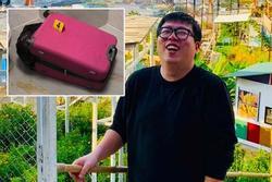 Vụ giết người giấu xác trong vali: Phát hiện thêm 3 túi chứa thi thể