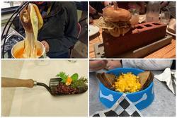 'Đứng hình' với phong cách phục vụ món ăn của các nhà hàng khiến thực khách 'một đi không trở lại'