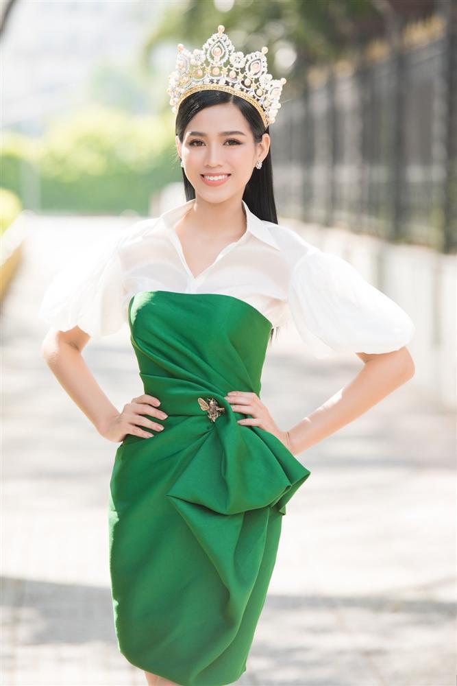 Tân Hoa hậu Việt Nam Đỗ Thị Hà lộ gương mặt xuống sắc khác lạ-3