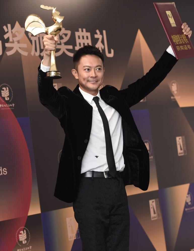 Châu Đông Vũ làm nên lịch sử khi chiến thắng tại giải Kim Kê 2020-4