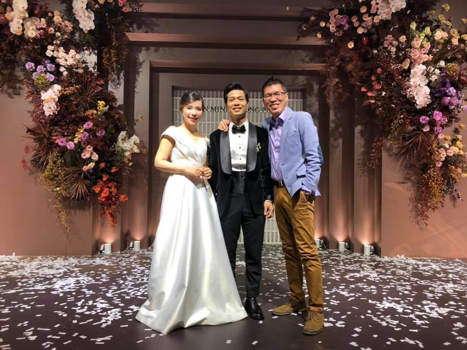 Hình ảnh đầu tiên đám cưới Công Phượng ở Nghệ An: Rạp siêu rộng, dựng trước gần 1 tuần-1