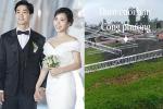 Công Phượng tổ chức đám cưới trên sân bóng tuổi thơ-2