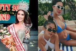 Hoa hậu Sắc đẹp Châu Á Tường Linh lộ bằng chứng nâng ngực khó chối