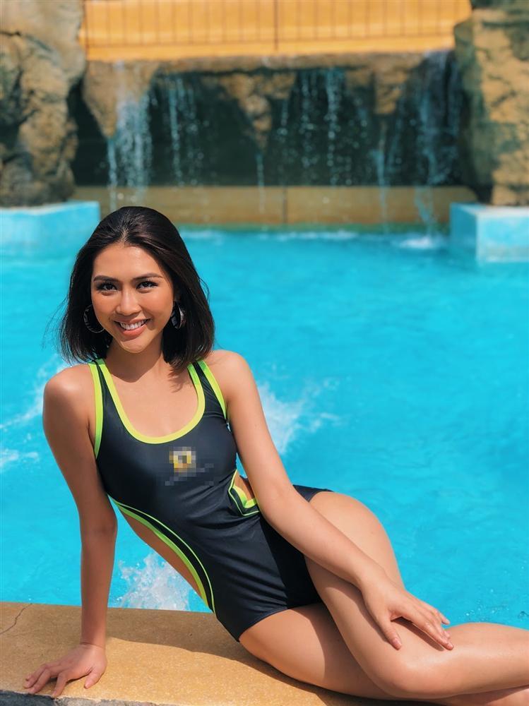 Hoa hậu Sắc đẹp Châu Á Tường Linh lộ bằng chứng nâng ngực khó chối-5
