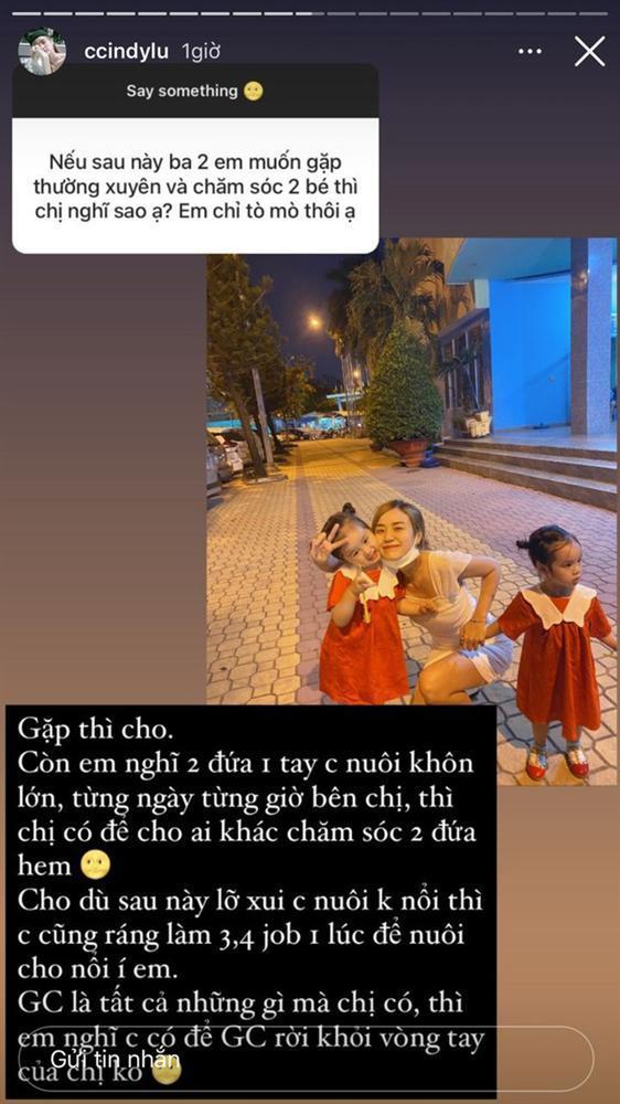 Bảo Ngọc lên tiếng làm rõ chuyện cho Hoài Lâm gặp và chăm con hậu ly hôn-1
