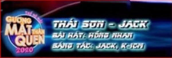 Fan Jack nổi đóa vì Gương mặt thân quen để K-ICM là người đồng sáng tác hit Hồng Nhan: Nghi vấn chương trình tạo phốt kiếm fame-2