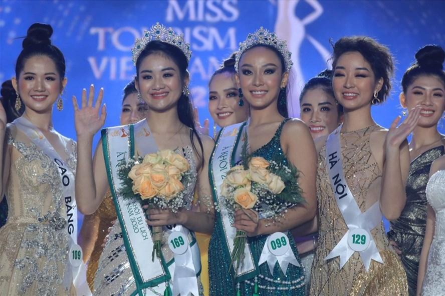 Đỗ Trần Khánh Ngân - Hoa hậu số nhọ nhất thế giới-1