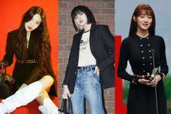 Style sao Hàn tuần qua: G-Dragon râu ria xồm xoàm, Lisa diện set đồ trăm triệu