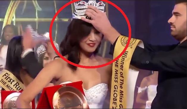 Đỗ Trần Khánh Ngân - Hoa hậu số nhọ nhất thế giới-7
