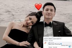 Bạn gái hơn 6 tuổi tiết lộ thời gian tổ chức đám cưới với diễn viên Huỳnh Anh