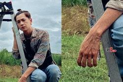 Dân mạng hốt hoảng khi nhìn bàn tay Ngô Kiến Huy