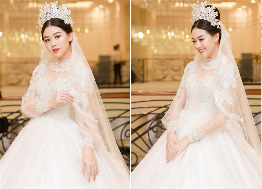 Á hậu Tường San: Khó tìm được lý do tôi quyết định kết hôn ở tuổi 20-1