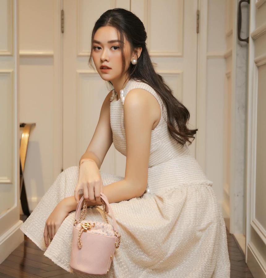 Á hậu Tường San: Khó tìm được lý do tôi quyết định kết hôn ở tuổi 20-2