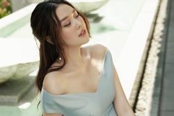 Á hậu Tường San: 'Khó tìm được lý do tôi quyết định kết hôn ở tuổi 20'
