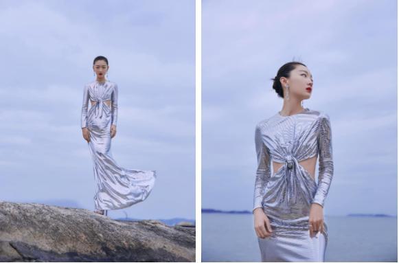 Làm Tam Kim Ảnh hậu nhưng Châu Đông Vũ lại ở bét bảng phong cách, bộ đồ mới đây là minh chứng rõ nhất-1