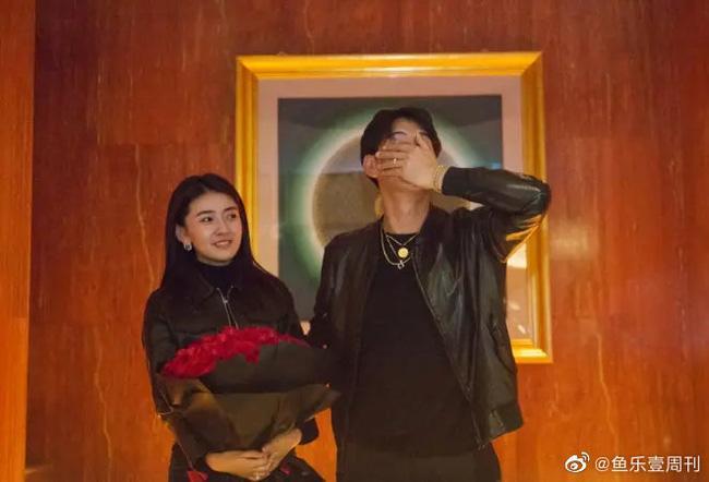 Mỹ nhân Song thế sủng phi bị nghi hủy hôn vì bạn trai bắt cá nhiều tay, netizen gọi tên Hình Chiêu Lâm-3