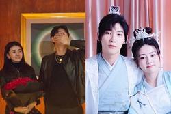 Mỹ nhân 'Song thế sủng phi' bị nghi hủy hôn vì bạn trai 'bắt cá nhiều tay', netizen gọi tên Hình Chiêu Lâm