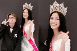 Duy Khánh nói rõ vì sao Hoa hậu Đỗ Thị Hà xuống sắc khác lạ