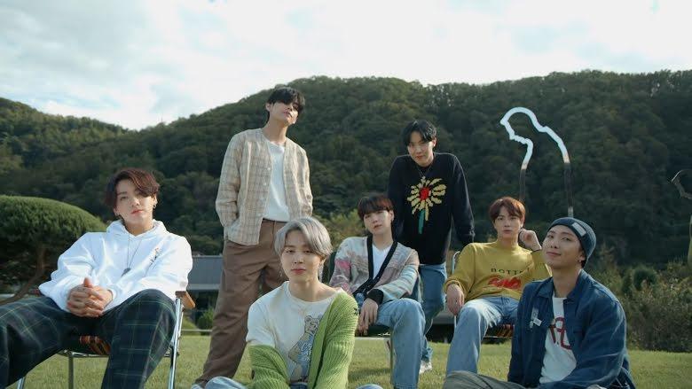 BTS tiếp tục tạo nên lịch sử đỉnh của chóp với album BE-5