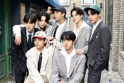 BTS tiếp tục tạo nên lịch sử 'đỉnh của chóp' với album BE