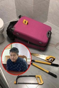 Vụ xác người trong vali: Hé lộ khoản vay lãi cắt cổ của vị Giám đốc Hàn Quốc