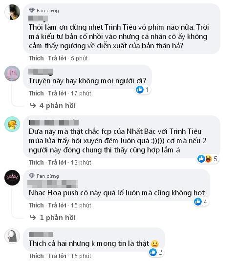 Nghe tin Vương Nhất Bác đóng phim với Trình Tiêu, netizen cảm thán: Cầu trời không phải thật-4
