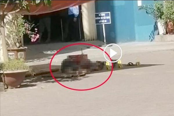 Hà Nội: Người đàn ông rơi chung cư, tử vong lúc giữa trưa-1