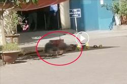 Hà Nội: Người đàn ông rơi chung cư, tử vong lúc giữa trưa