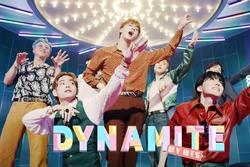 'Dynamite' BTS càn quét giải thưởng tại Nhật