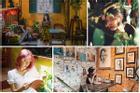 Những quán cafe đẹp lạ 'núp kỹ' trong khu tập thể ở Hà Nội