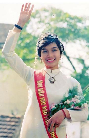 Chuyện chưa kể về vai diễn của Hoa hậu Việt Nam thấp nhất lịch sử-1