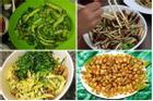 Những đặc sản kinh dị làm từ sâu béo 'nhung nhúc' của Việt Nam, nhiều người nhìn thôi cũng 'khóc thét'