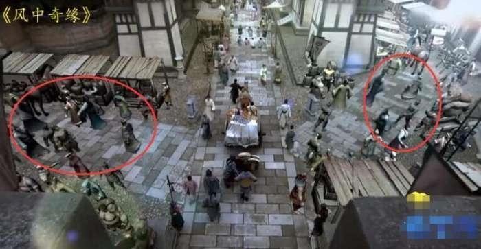 Cạn lời với kỹ xảo 3D giả dối trong Lộc Đỉnh Ký 2020 và loạt phim Hoa ngữ-5