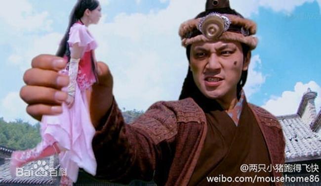 Cạn lời với kỹ xảo 3D giả dối trong Lộc Đỉnh Ký 2020 và loạt phim Hoa ngữ-7