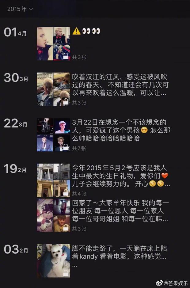 Hoàng Tử Thao khiến cộng đồng fan dậy sóng khi ké fame EXO, bị chỉ trích phản bội nhưng lợi dụng anh em cũ-2