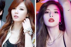 HyunA và loạt mỹ nhân Hàn vướng tranh cãi bơm môi