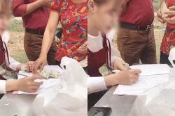 Tranh cãi vụ quan khách đi đám cưới đưa thẳng tiền mặt: 'Tiền mừng không bằng cách mừng'