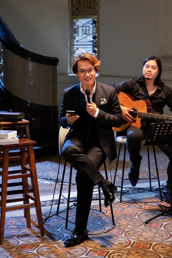 Vé show Hà Anh Tuấn mở bán hết trong một nốt nhạc-1