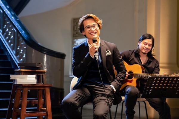 Vé show Hà Anh Tuấn mở bán hết trong một nốt nhạc-4