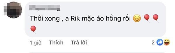 Karik trổ tài rap nhưng người nghe lại chỉ chú ý đến chiếc áo màu hồng-4