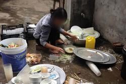 Bị bắt rửa 8 mâm bát ngay trong ngày ra mắt, cô gái trẻ có pha xử lý 'không tưởng tượng nổi'