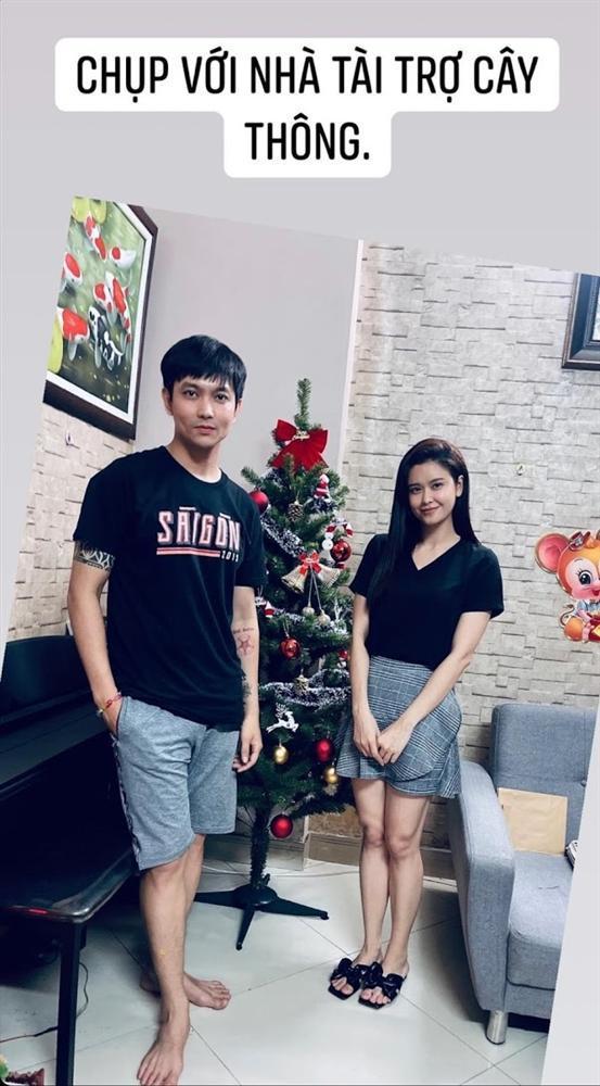 Tim - Trương Quỳnh Anh lại gây bất ngờ với ảnh bên nhau rạng rỡ-1