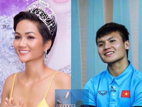 Có tướng phu thê nhưng HHen Niê lại giống bà cô của Quang Hải-8