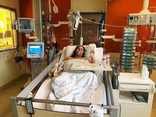 Tiết lộ bệnh tình Brittanya Karma trước khi qua đời: Chịu nhiều đau đớn, phổi hỏng 60%-1