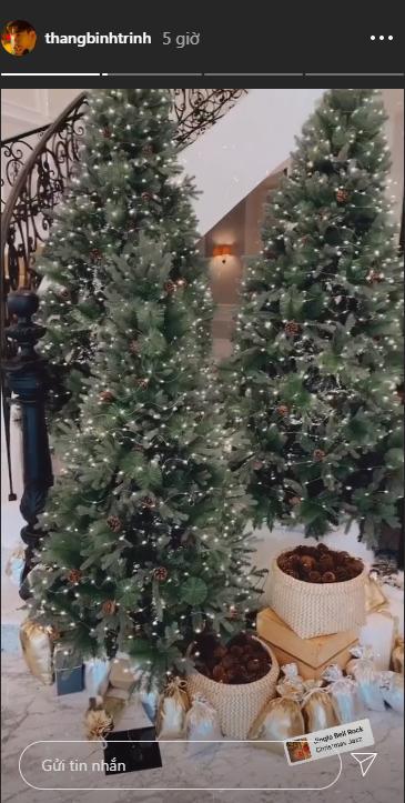 Sao Việt trang trí nhà cửa đón Giáng sinh: Không ai chịu chơi hơn Ngọc Trinh-10